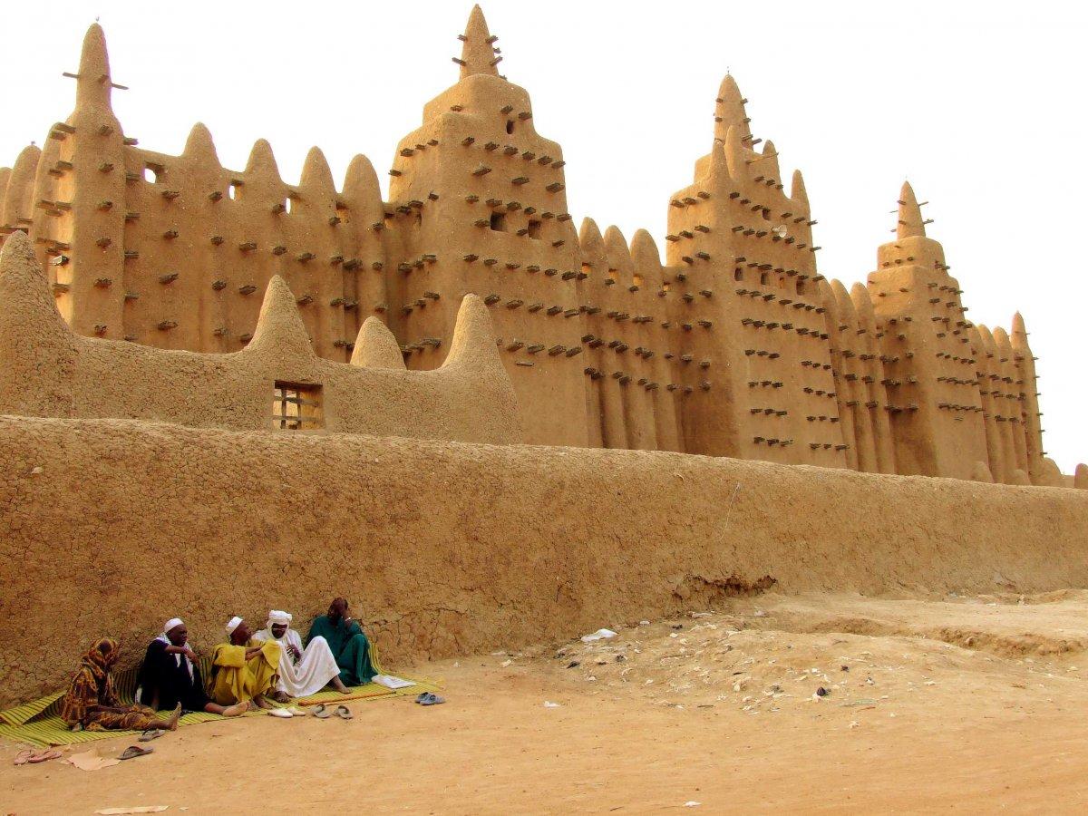 21 edifici da vedere moschea djenne