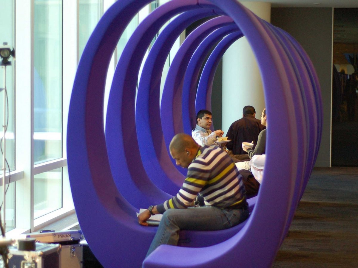 Bloomberg uffici più belli