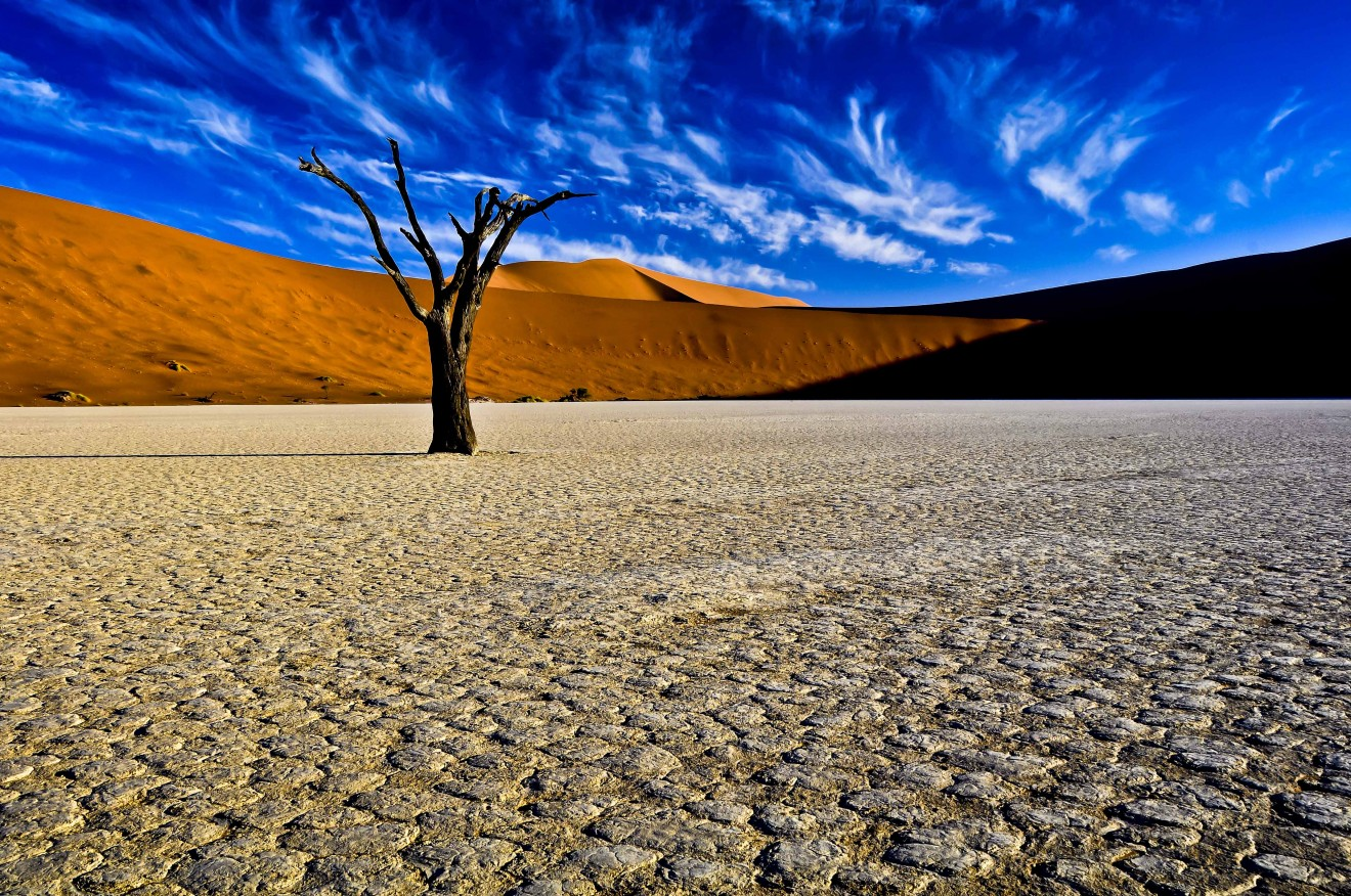 Dead Vlei Fenomeni Naturali incredibili