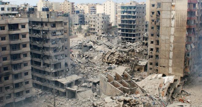 Gaza bombardamenti
