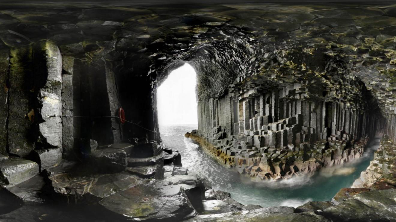 Grotta di Fingal Fenimeni Incredibili