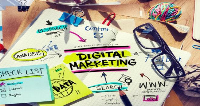 Master Online in Digital Marketing