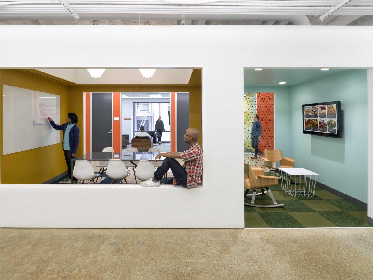 OpenTable uffici più belli