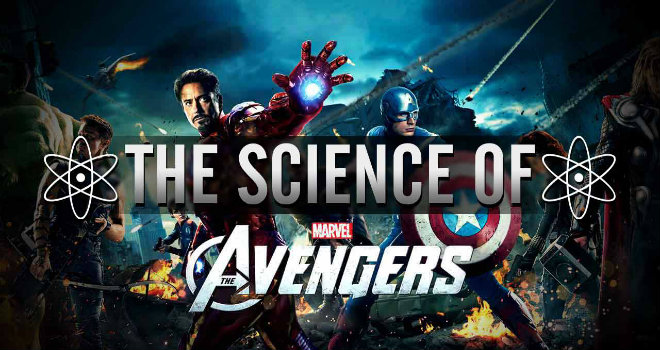 Scienza dei Supereroi