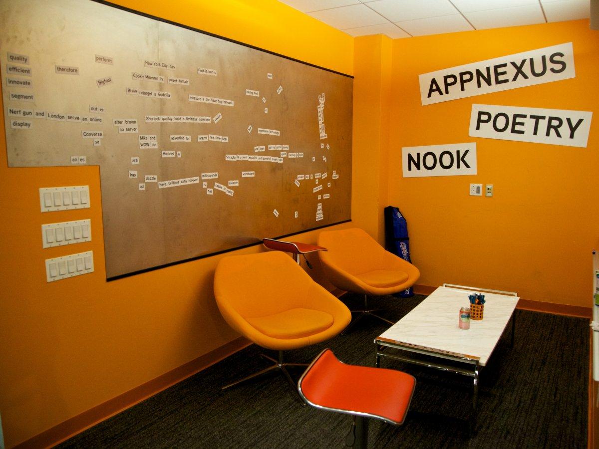 appnexus uffici più belli