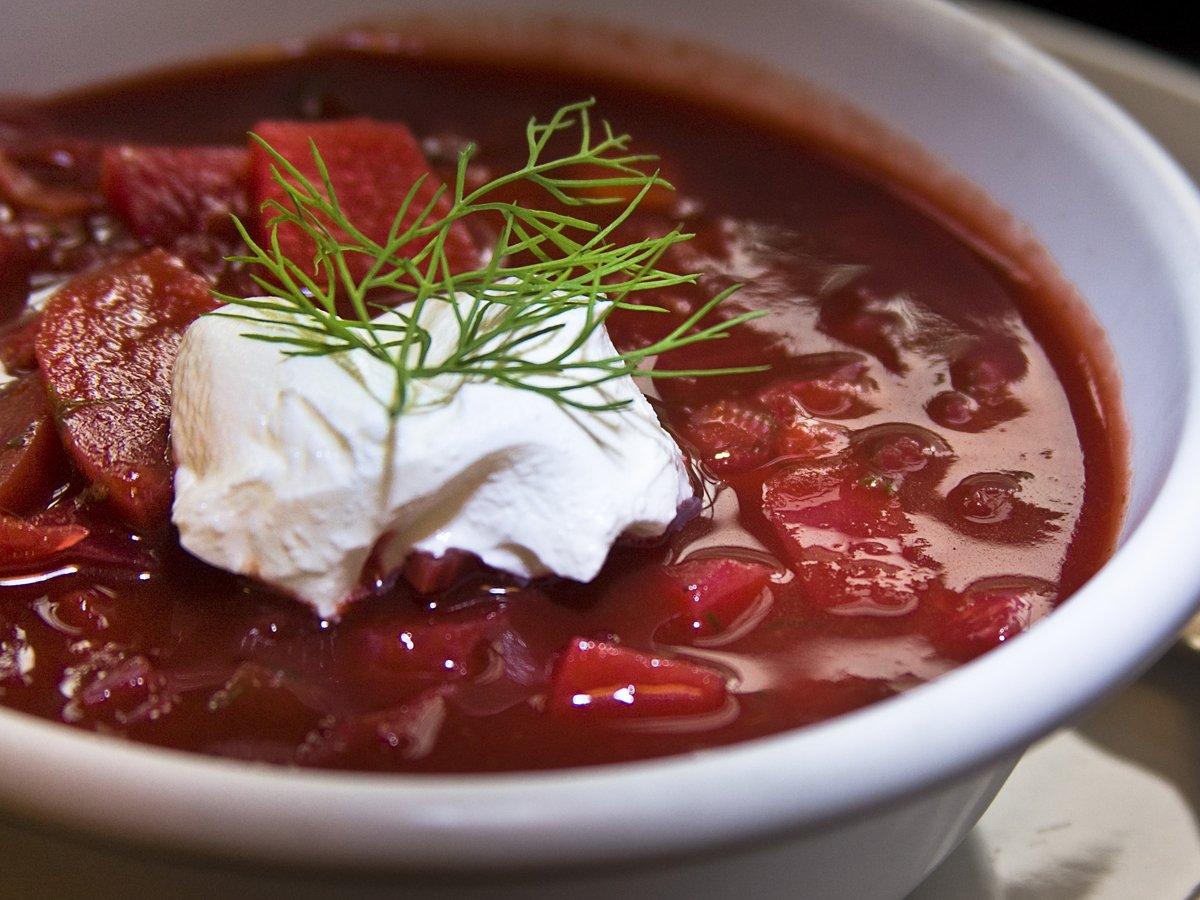 borscht Russia