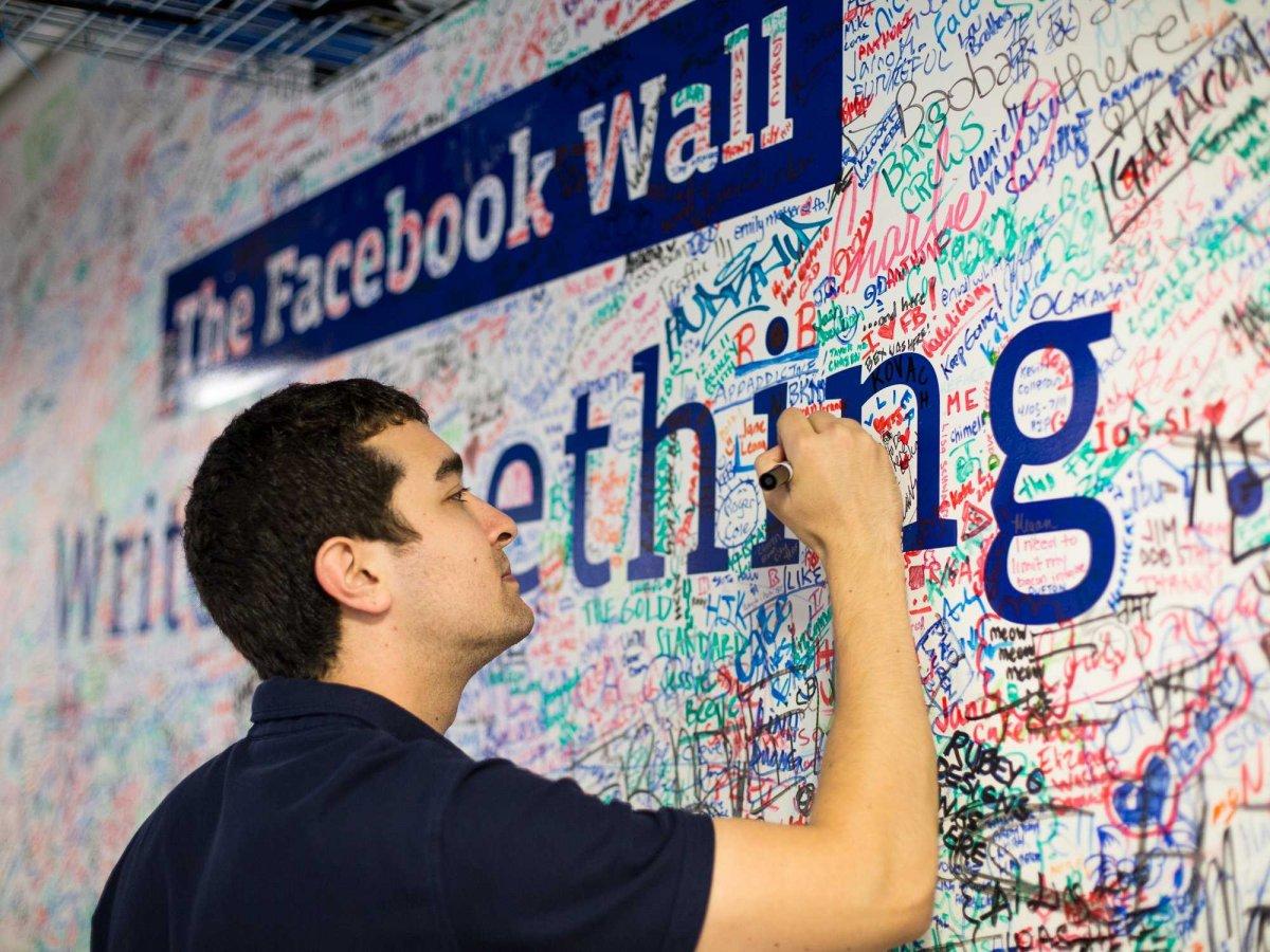 facebook uffici più belli