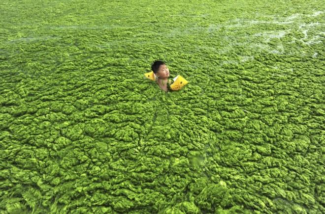 inquinamento cina 2011