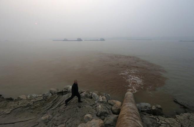 inquinamento in cina 2013
