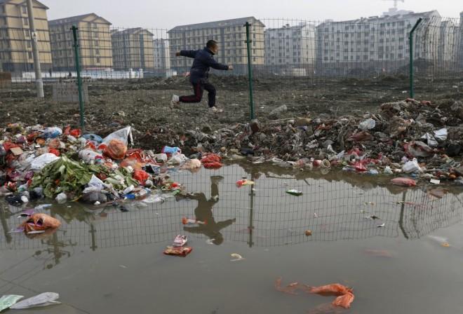 inquinameto cina 12 gennaio 2013