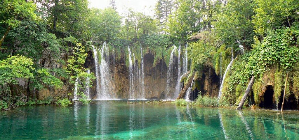 lago di Plitvice fenomeni naturali incredibili