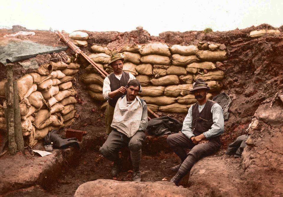 prima guerra mondiale a colori 2