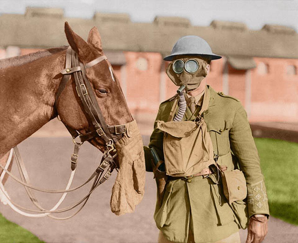 prima guerra mondiale a colori 4