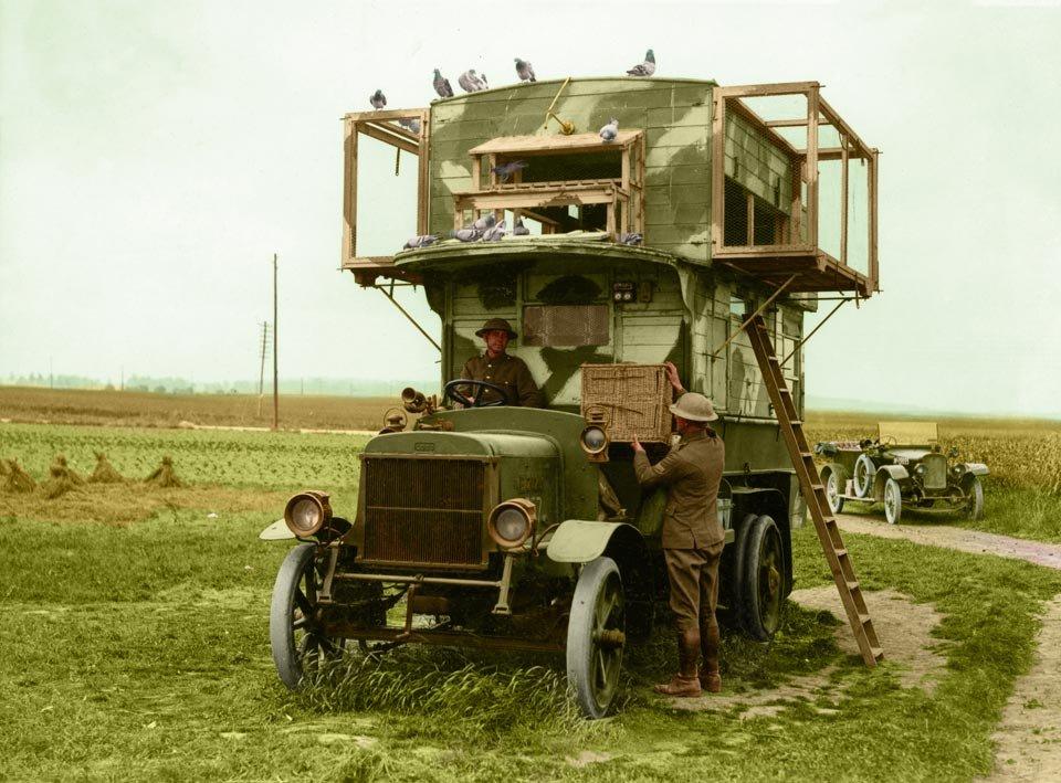 prima guerra mondiale a colori 7