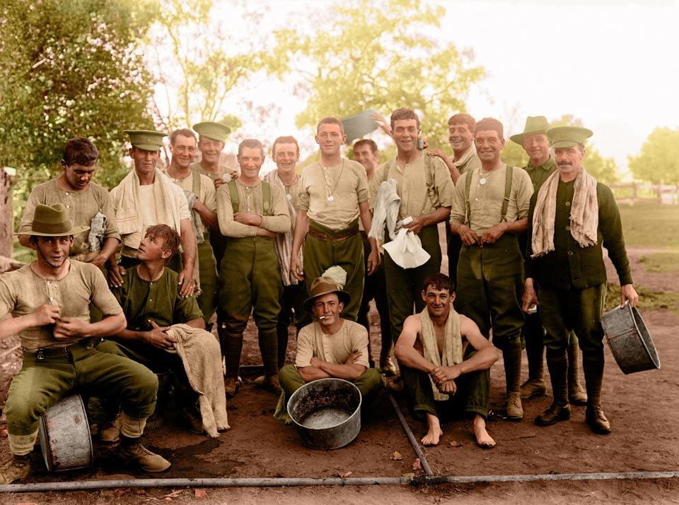 prima guerra mondiale a colori 8