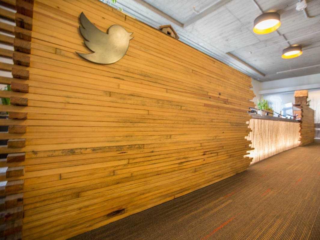 twitter uffici più belli