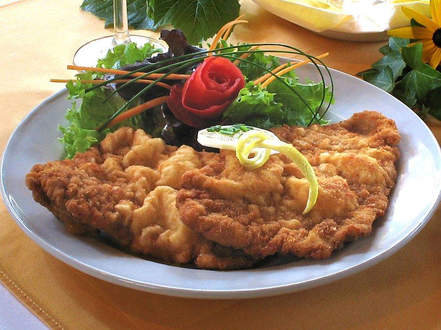 wiener schnitzel - austria