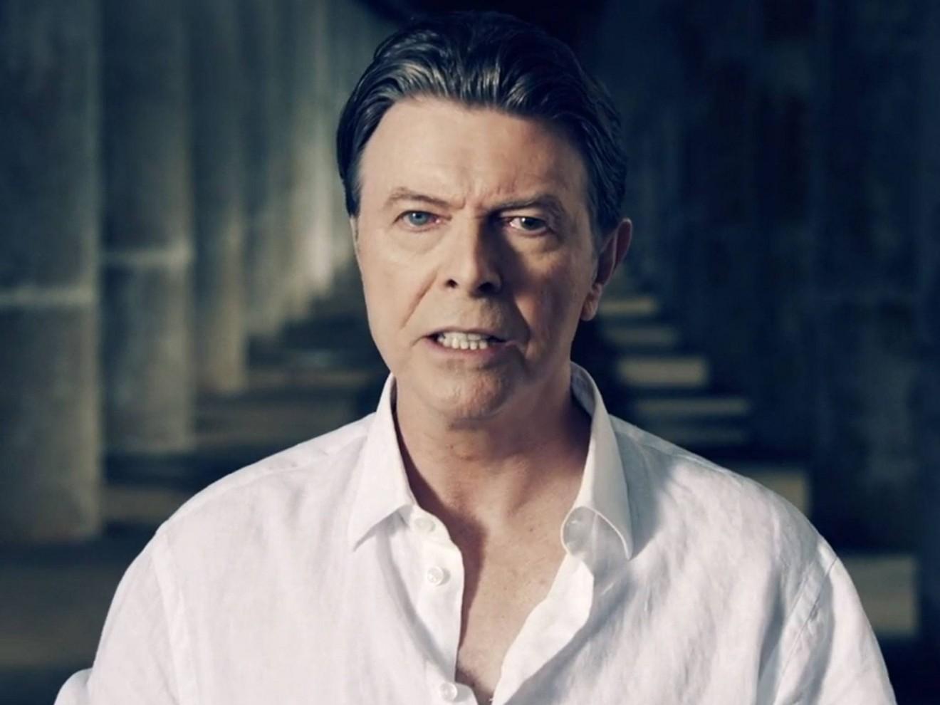 David Bowie scozia