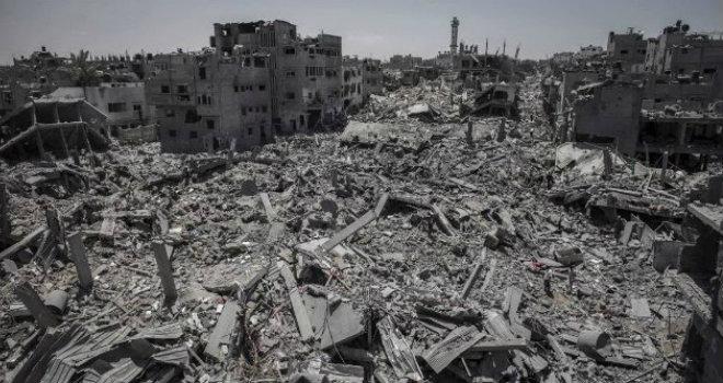 Gaza Macerie