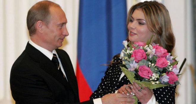 Vladimir-Putin-Alina-Kabaieva