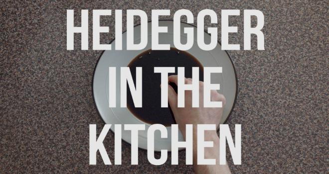 heidegger-cucina