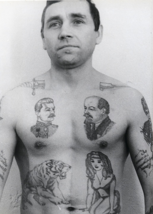 tatuaggi russi