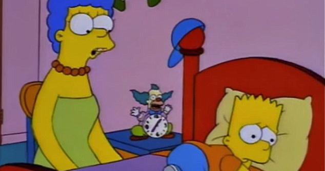 E Se I Simpsons Avessero Predetto L'Ebola?