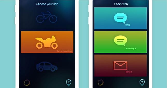 Grazie A un'App, Ciclisti Al Sicuro sulle Strade