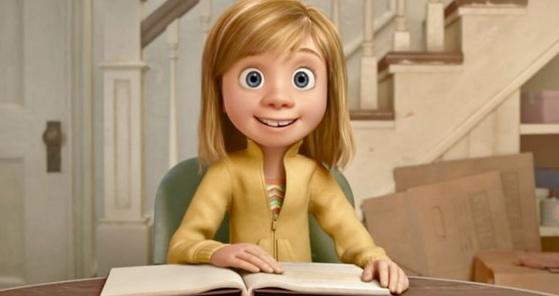 La Disney Pixar presenta: 'Inside Out'