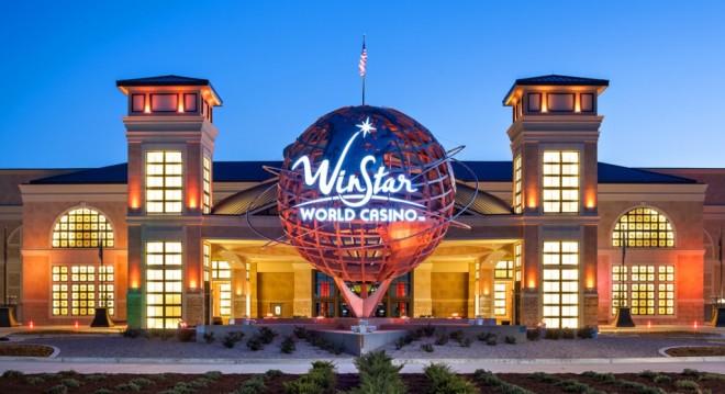 WinStar World Casino - Oklahoma