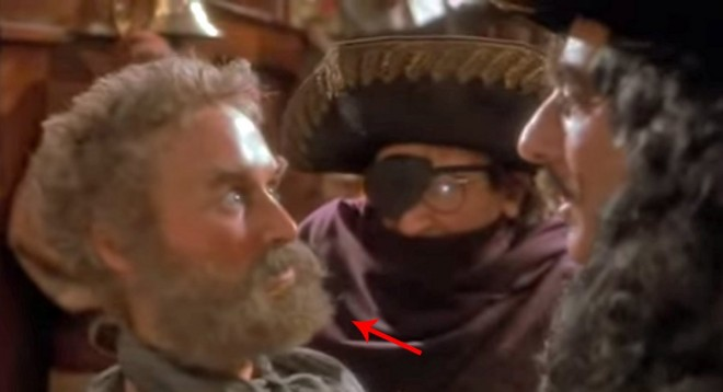 easter-eggs-are-also-hidden-cameos-such-as-glenn-close-dressing-up-as-a-bearded-male-pirate-who-was-tortured-by-captain-hook-in-1991s-hook