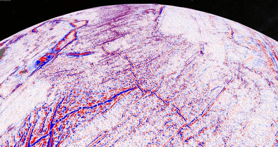 Una Mappa per Raccontare i Fondali sul Pianeta Terra