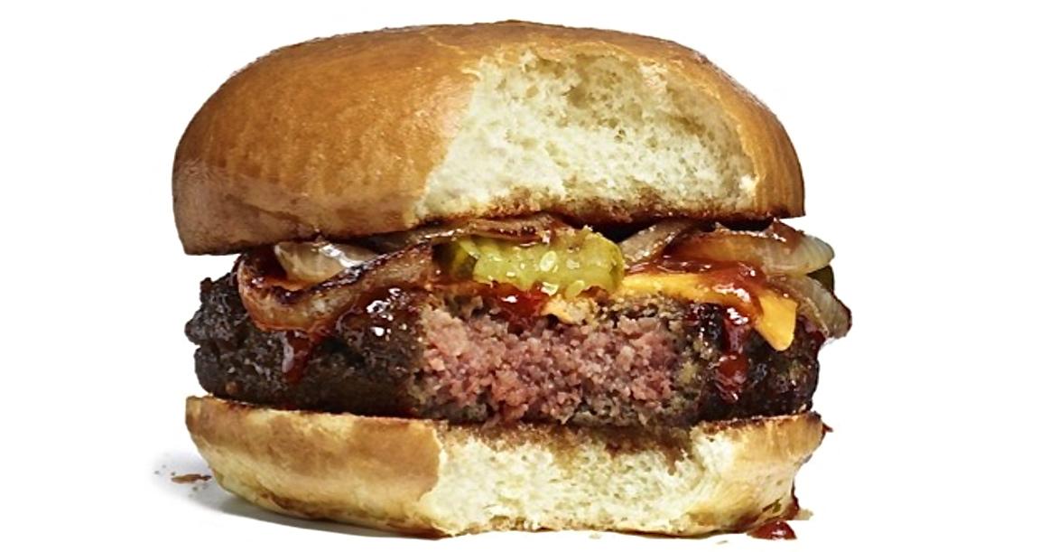 Impossible Veggie Burger