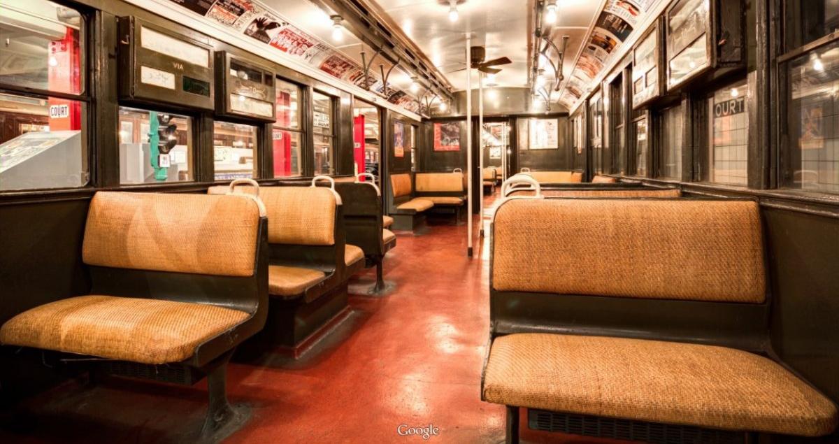 Immagini dalla Metropolitana di New York, 100 Anni Fa