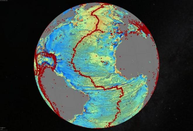 marine-gravity-seafloor-map