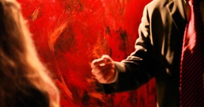 Michael's Gate è il Primo Dipinto al Mondo con la Firma Genetica