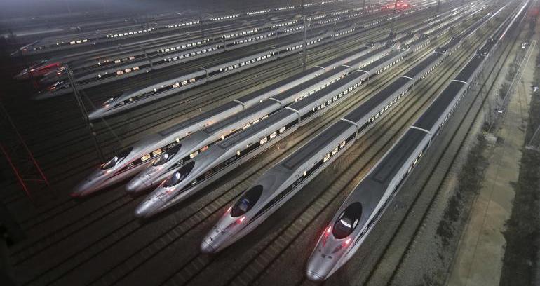 La più Lunga Tratta ad Alta Velocità al Mondo per Collegare Cina e Russia