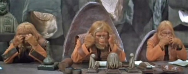 the-original-1968-planet-of-the-apes-also-snuck-in-a-hidden-reference-by-having-three-apes-see-no-evil-hear-no-evil-and-say-no-evil-thus-reenacting-the-three-wise-monkeys-pose