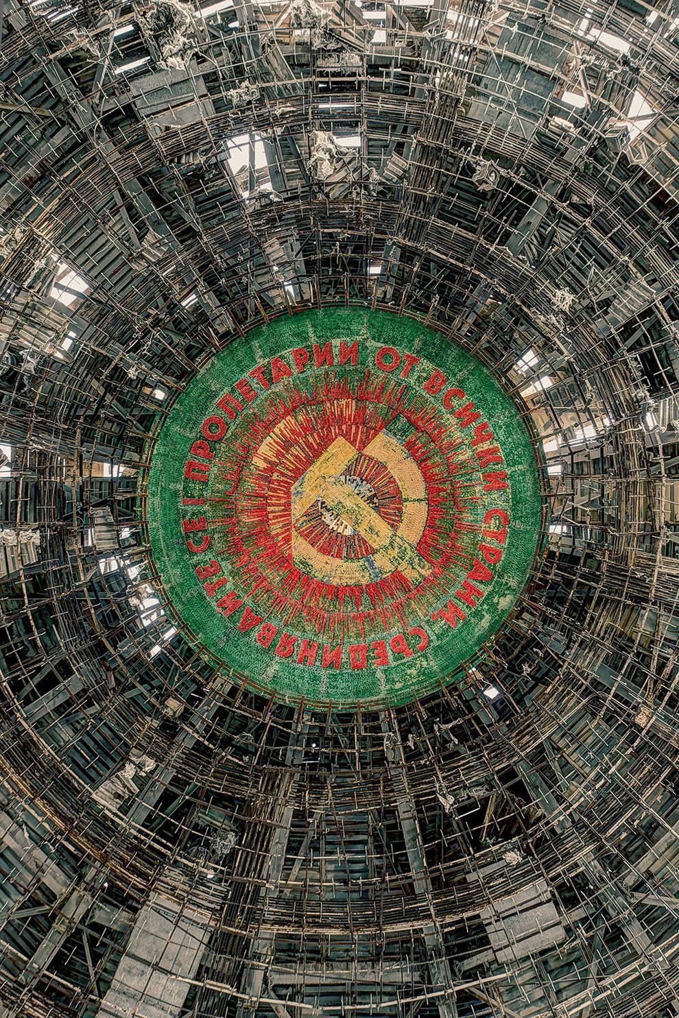 Gli scatti che ritraggono i resti dell 39 unione sovietica for Architecture urss