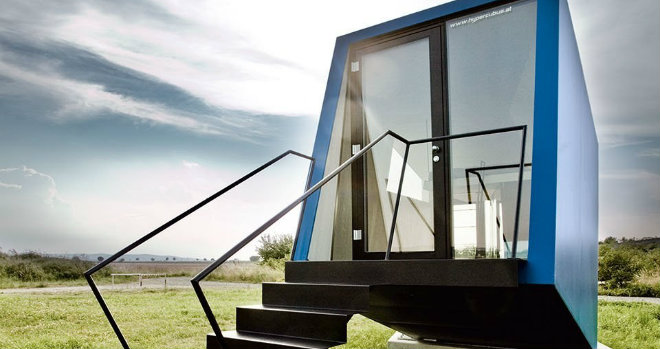 casa rifugio architettura austria