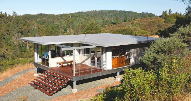 casa rifugio architettura cali