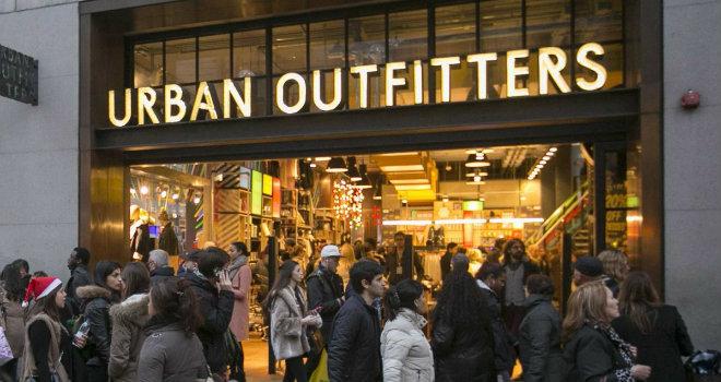 colore insegna shopping urban