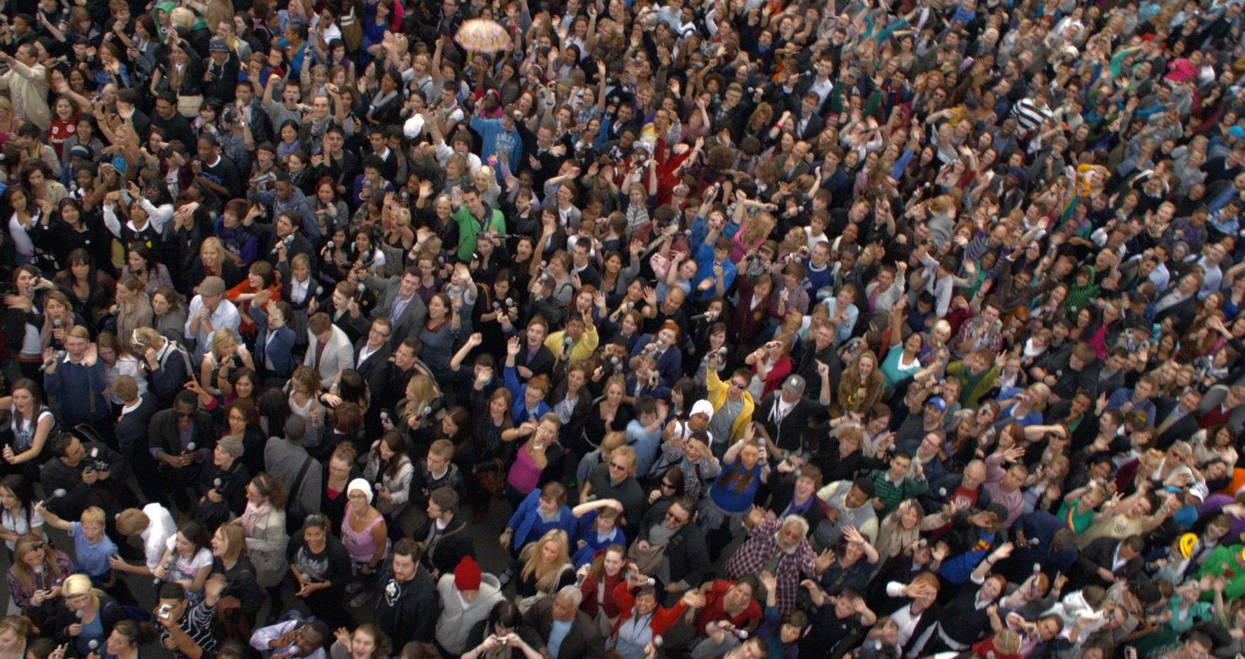 Funmob e Flashmob, il Nuovo Modo per Essere Virali