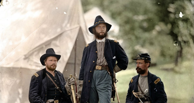 guerra civile fotografia usa