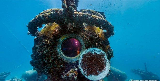 heres-an-underwater-view-of-the-aquarius-reef-base-in-the-florida-keys-where-marine-biologists-and-astronauts-conduct-research