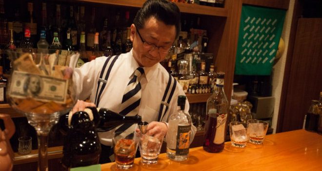 high five tokyo bar