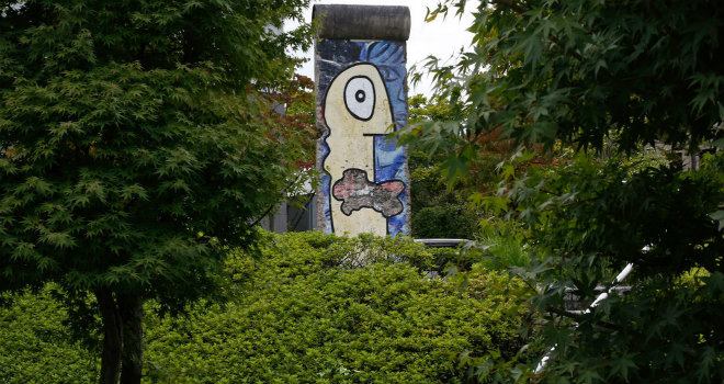 muro berlino tokyo giappone