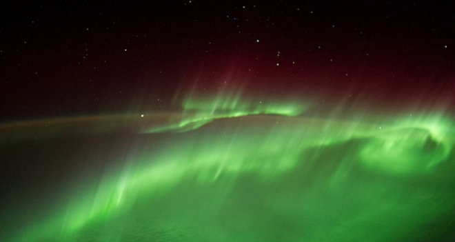 nasa instagram aurora