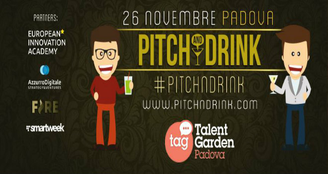 pitch and drink padova