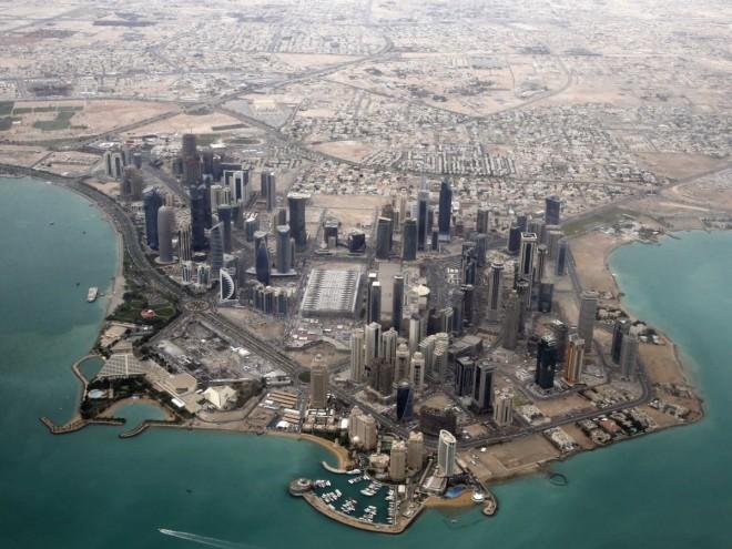 qatar diplomatic area doha
